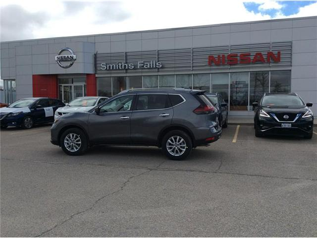 2019 Nissan Rogue S (Stk: 19-182) in Smiths Falls - Image 1 of 13