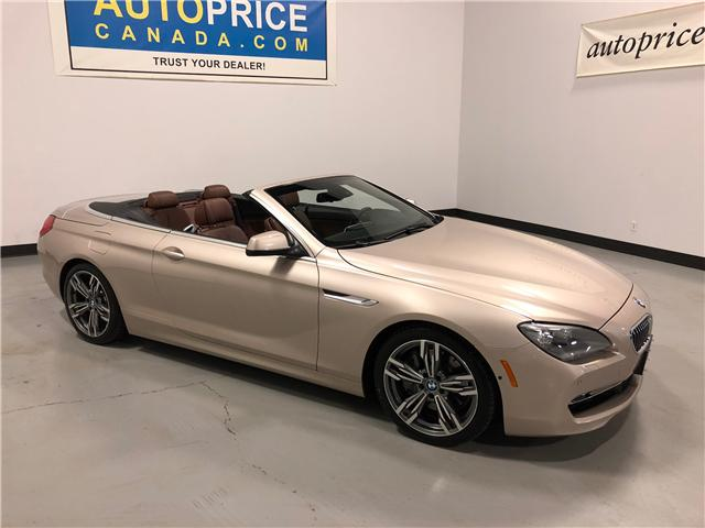 2012 BMW 650i  (Stk: R0337C) in Mississauga - Image 2 of 30