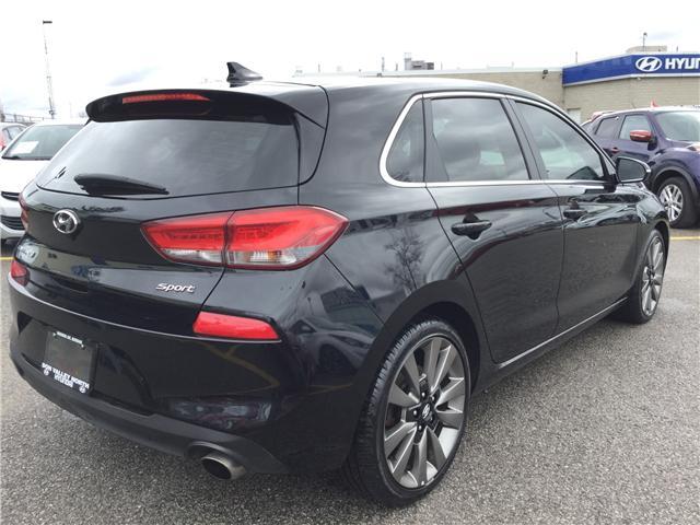 2018 Hyundai Elantra GT Sport (Stk: 7725H) in Markham - Image 7 of 27