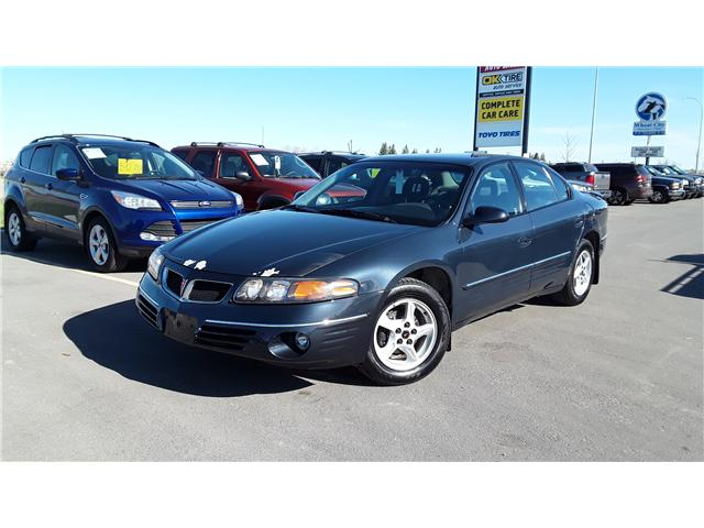 2001 Pontiac Bonneville SE (Stk: P463) in Brandon - Image 1 of 11