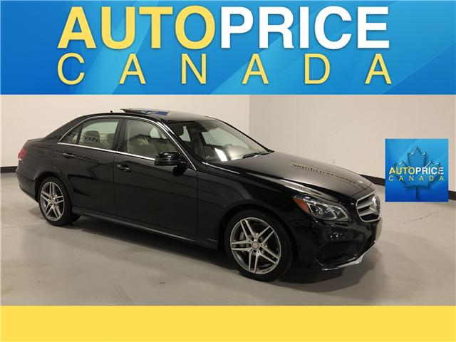 2016 Mercedes-Benz E-Class Base (Stk: F0335) in Mississauga - Image 1 of 28