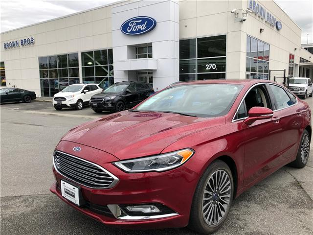 2017 Ford Fusion SE (Stk: RP17269) in Vancouver - Image 1 of 25