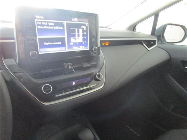 2020 Toyota Corolla LE (Stk: 201010) in Regina - Image 15 of 21