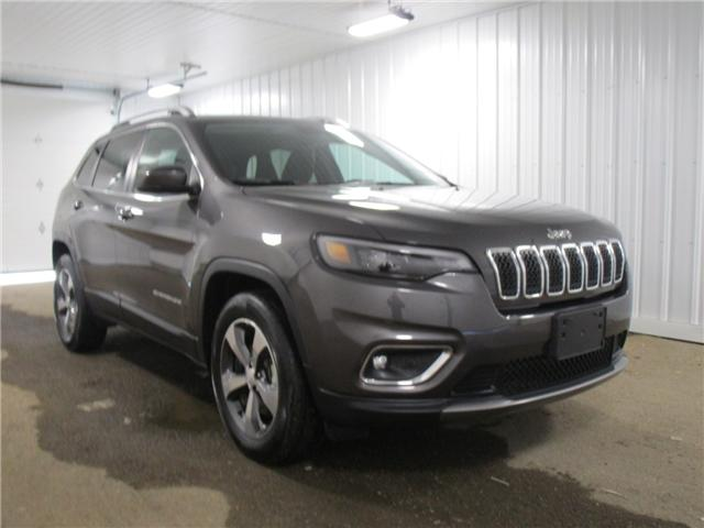 2019 Jeep Cherokee Limited (Stk: F170670 ) in Regina - Image 3 of 26