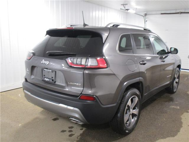 2019 Jeep Cherokee Limited (Stk: F170670 ) in Regina - Image 4 of 26
