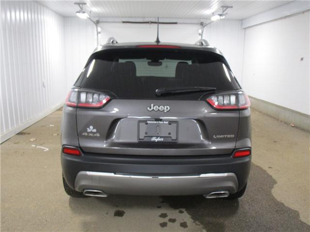 2019 Jeep Cherokee Limited (Stk: F170670 ) in Regina - Image 8 of 26