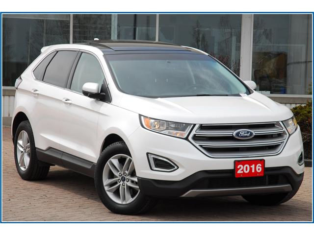 2016 Ford Edge SEL (Stk: 9D0400A) in Kitchener - Image 2 of 20