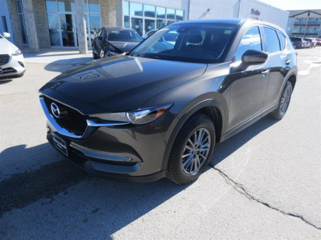 2017 Mazda CX-5 GS (Stk: A0247) in Steinbach - Image 1 of 22