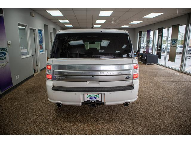 2018 Ford Flex Limited (Stk: B81446) in Okotoks - Image 6 of 24