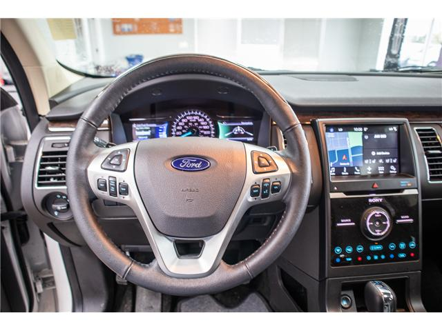 2018 Ford Flex Limited (Stk: B81446) in Okotoks - Image 18 of 24