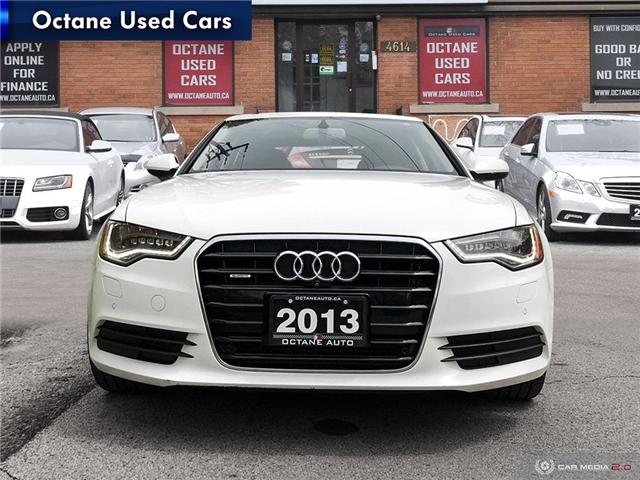 2013 Audi A6 2.0T Premium (Stk: ) in Scarborough - Image 2 of 26