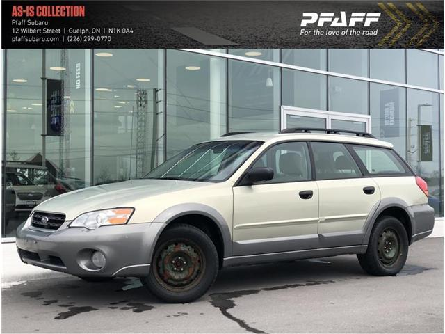 2007 Subaru Outback 2.5 i (Stk: S00131A) in Guelph - Image 1 of 21