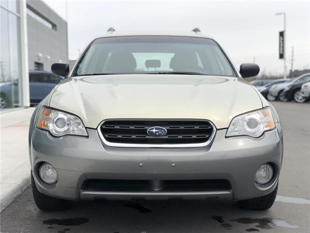 2007 Subaru Outback 2.5 i (Stk: S00131A) in Guelph - Image 2 of 21