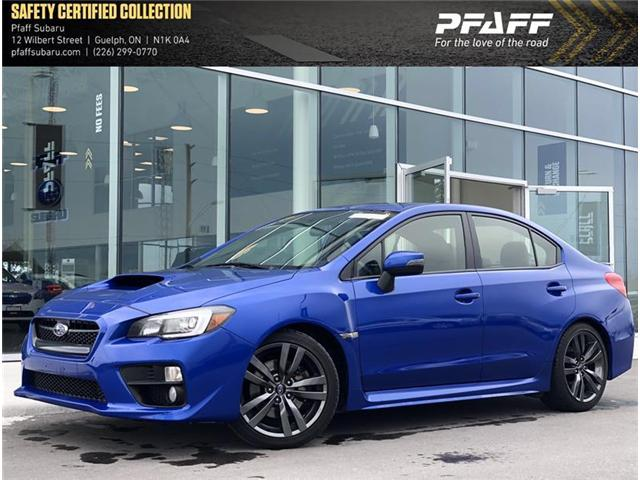 2017 Subaru WRX Base (Stk: SU0003) in Guelph - Image 1 of 20