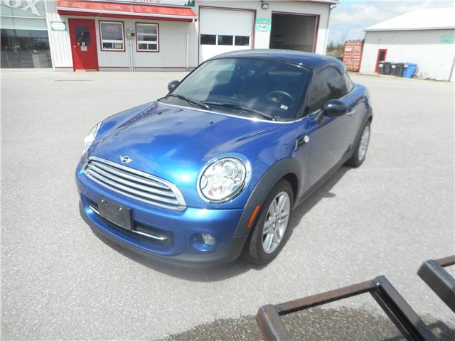 2012 MINI Cooper Base (Stk: NC 3750) in Cameron - Image 1 of 8