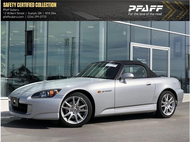 2004 Honda S2000 Base (Stk: SU0011A) in Guelph - Image 1 of 22