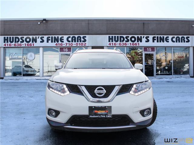 2015 Nissan Rogue SV (Stk: 36567) in Toronto - Image 2 of 30