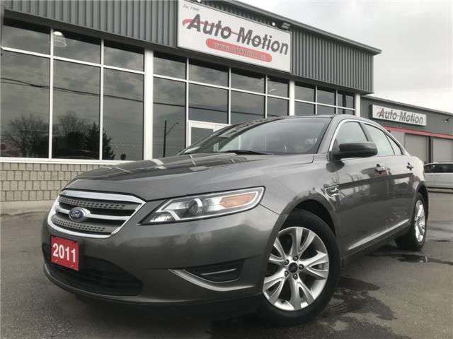2011 Ford Taurus SEL (Stk: 19574) in Chatham - Image 1 of 21
