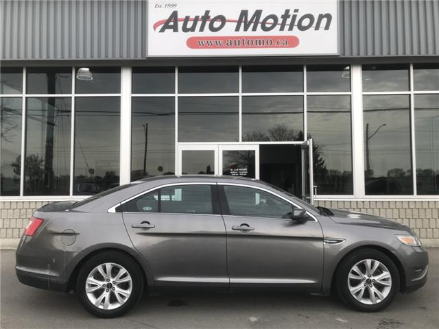 2011 Ford Taurus SEL (Stk: 19574) in Chatham - Image 2 of 21