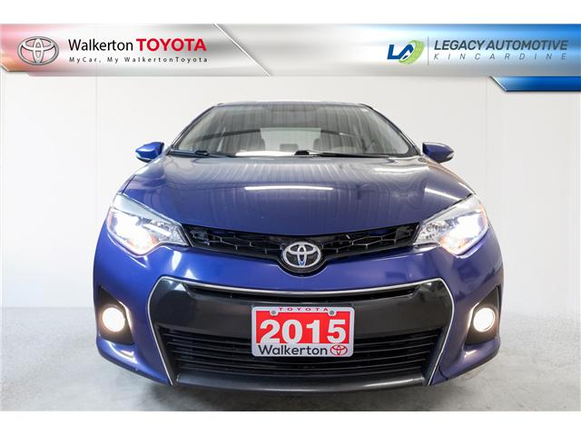 2015 Toyota Corolla S (Stk: 19206A) in Walkerton - Image 2 of 22