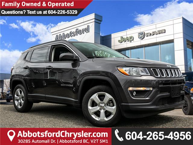 2019 Jeep Compass North (Stk: K711628) in Abbotsford - Image 1 of 23