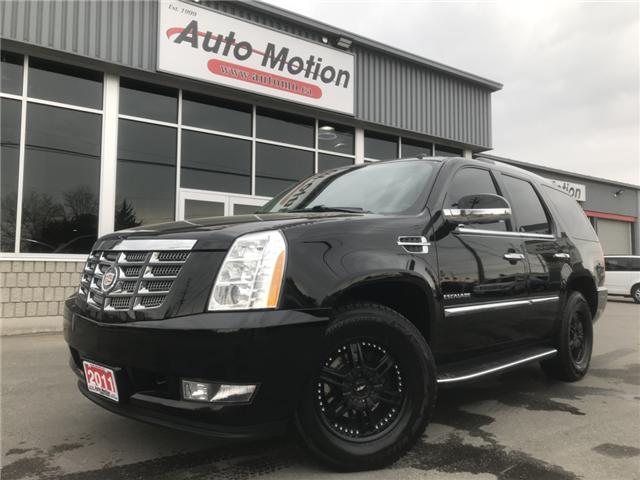 2011 Cadillac Escalade Base (Stk: 19581) in Chatham - Image 1 of 26