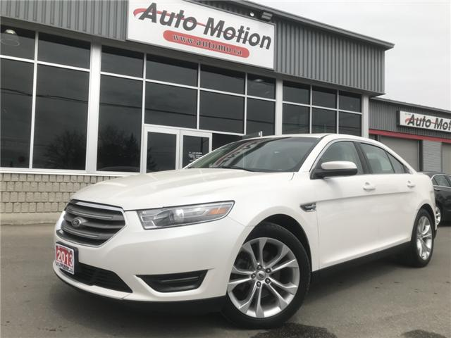 2013 Ford Taurus SEL (Stk: 19571) in Chatham - Image 1 of 24