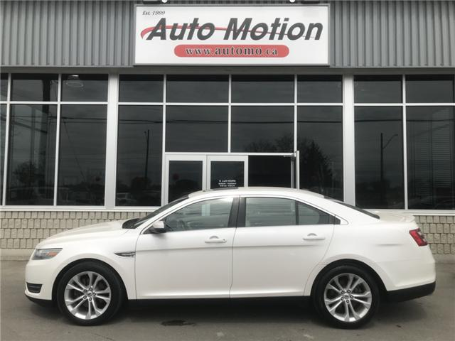 2013 Ford Taurus SEL (Stk: 19571) in Chatham - Image 2 of 24