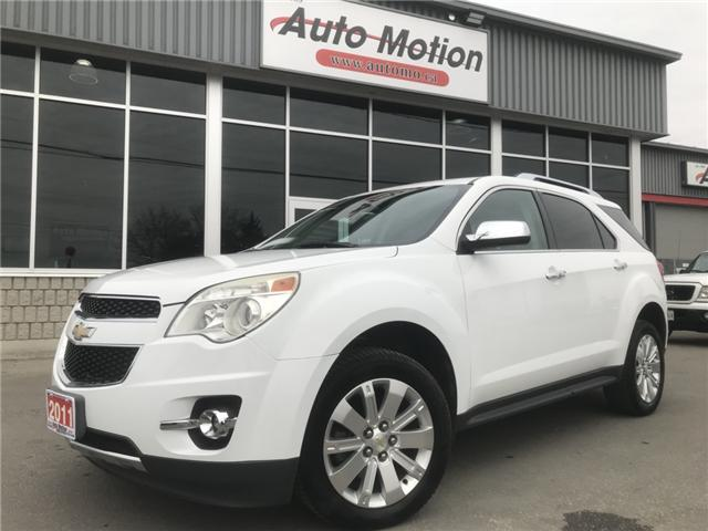 2011 Chevrolet Equinox LTZ (Stk: 19579) in Chatham - Image 1 of 22