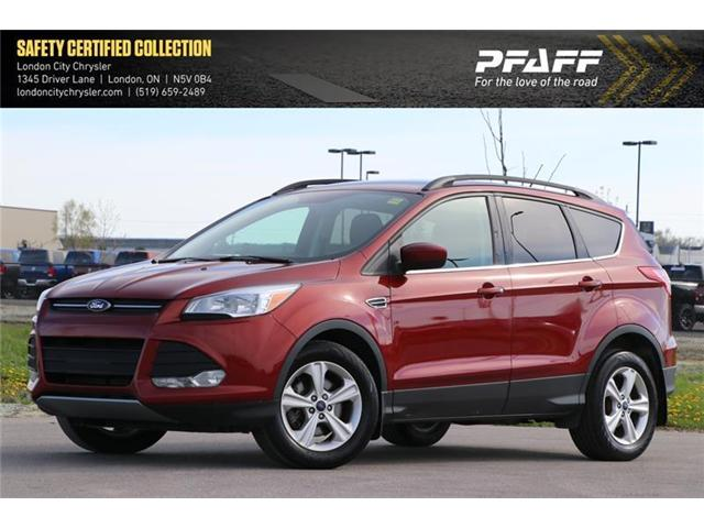 2015 Ford Escape SE (Stk: LU8616) in London - Image 1 of 20