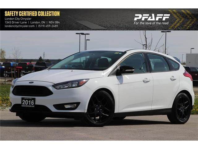 2016 Ford Focus SE (Stk: LU8621) in London - Image 1 of 20