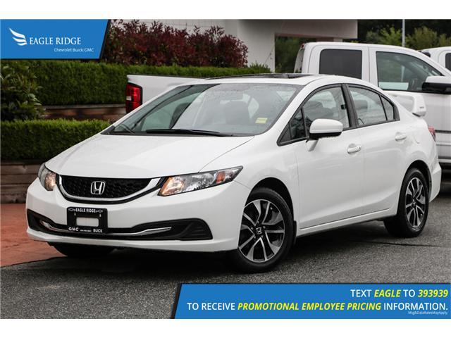 2014 Honda Civic LX (Stk: 140318) in Coquitlam - Image 1 of 18