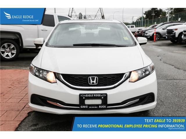 2014 Honda Civic LX (Stk: 140318) in Coquitlam - Image 2 of 18
