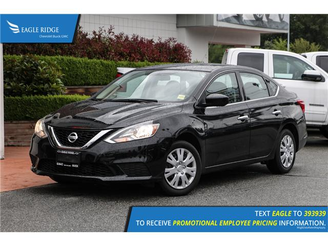 2016 Nissan Sentra 1.8 S (Stk: 169531) in Coquitlam - Image 1 of 15