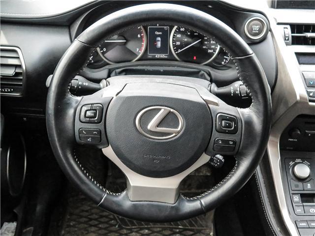 2017 Lexus NX 200t Base (Stk: 11976G) in Richmond Hill - Image 9 of 17
