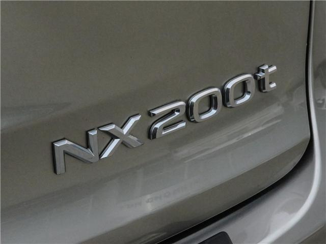 2017 Lexus NX 200t Base (Stk: 11976G) in Richmond Hill - Image 14 of 17