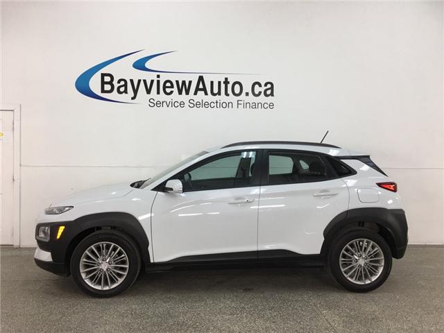 2018 Hyundai KONA 2.0L Preferred (Stk: 34881J) in Belleville - Image 1 of 27