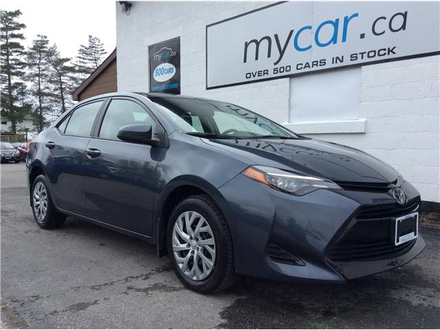 2019 Toyota Corolla LE (Stk: 190662) in North Bay - Image 1 of 20