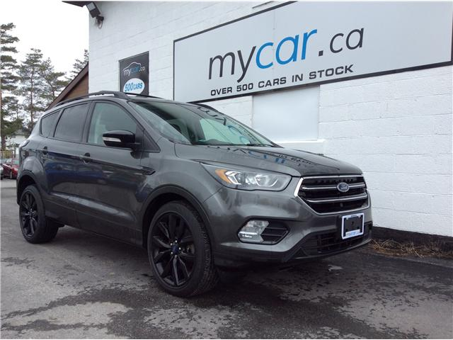 2017 Ford Escape Titanium (Stk: 190613) in Richmond - Image 1 of 21