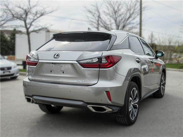 2018 Lexus RX 350 Base (Stk: 11986G) in Richmond Hill - Image 4 of 17
