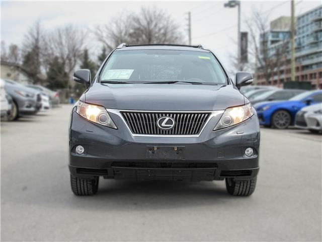 2010 Lexus RX 350 Base (Stk: 12060G) in Richmond Hill - Image 2 of 18