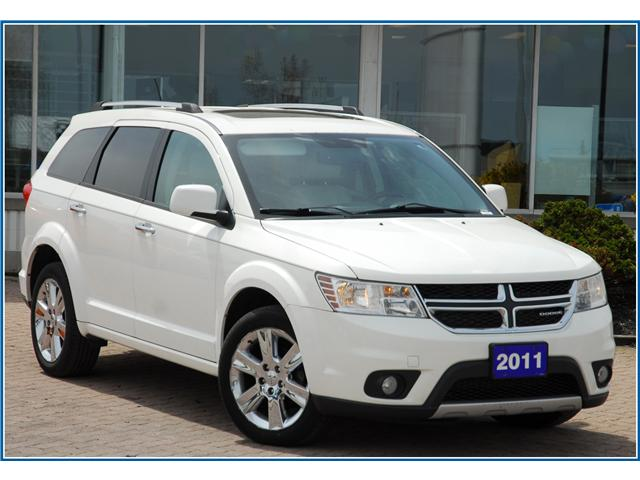2011 Dodge Journey R/T (Stk: 147740A) in Kitchener - Image 2 of 17