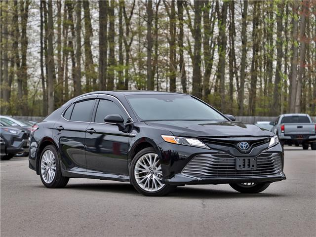 2018 Toyota Camry Hybrid XLE (Stk: CAH5831) in Welland - Image 1 of 25
