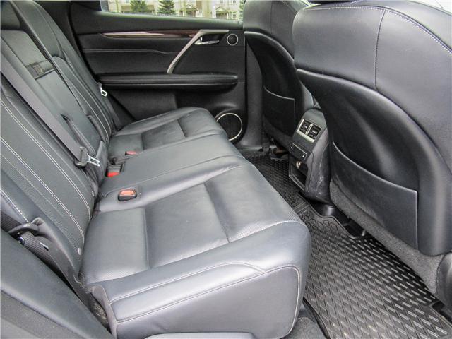 2017 Lexus RX 350 Base (Stk: 11932G) in Richmond Hill - Image 12 of 17