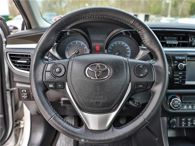 2016 Toyota Corolla S (Stk: P3454) in Welland - Image 17 of 24
