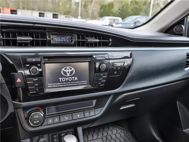 2016 Toyota Corolla S (Stk: P3454) in Welland - Image 19 of 24
