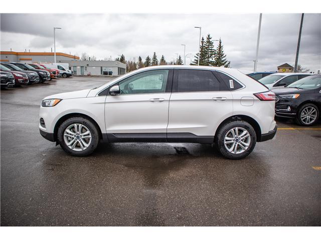 2019 Ford Edge SEL (Stk: KK-91) in Okotoks - Image 2 of 6