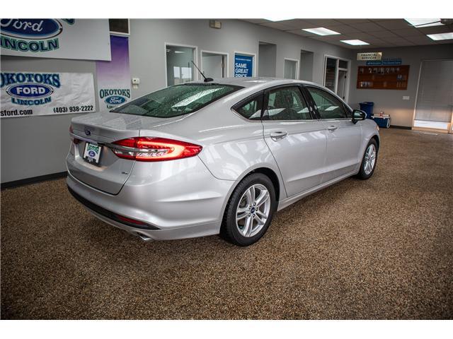 2018 Ford Fusion SE (Stk: KK-1020A) in Okotoks - Image 5 of 21