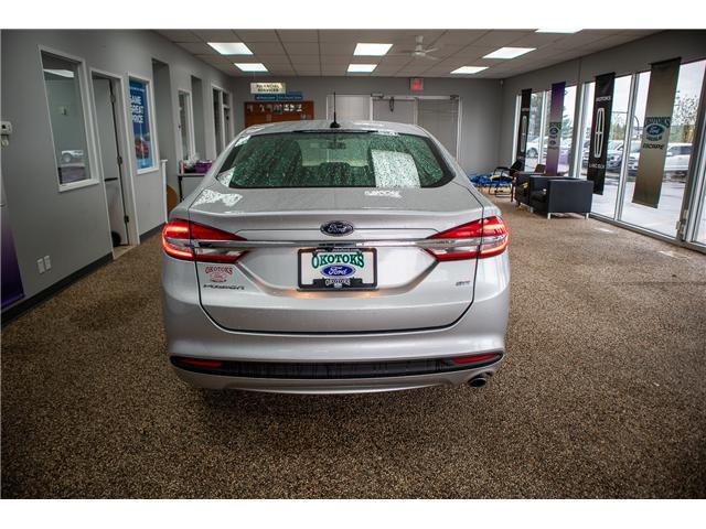 2018 Ford Fusion SE (Stk: KK-1020A) in Okotoks - Image 6 of 21