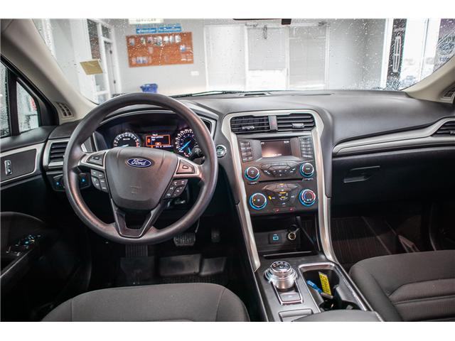 2018 Ford Fusion SE (Stk: KK-1020A) in Okotoks - Image 8 of 21